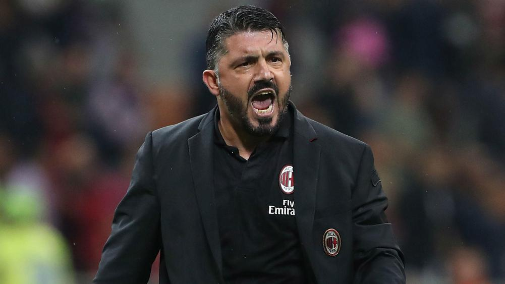 Gennaro Gattuso replaces Carlo Ancelotti at Napoli