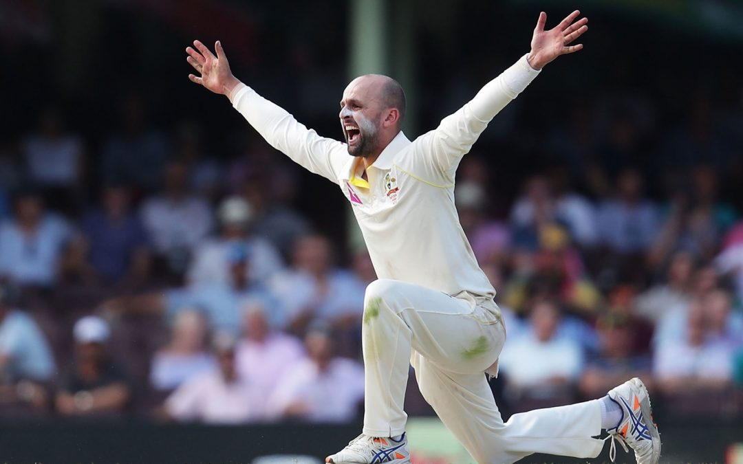 Lyon stars as Australia crush Pakistan