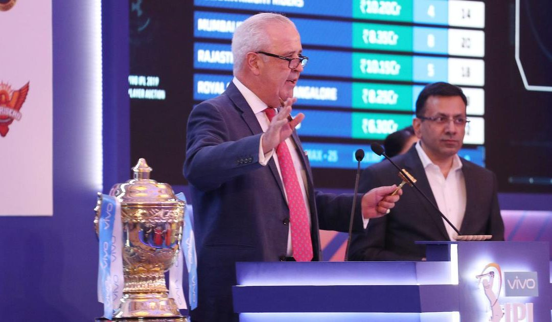 IPL 2020: 971 players register for the auction