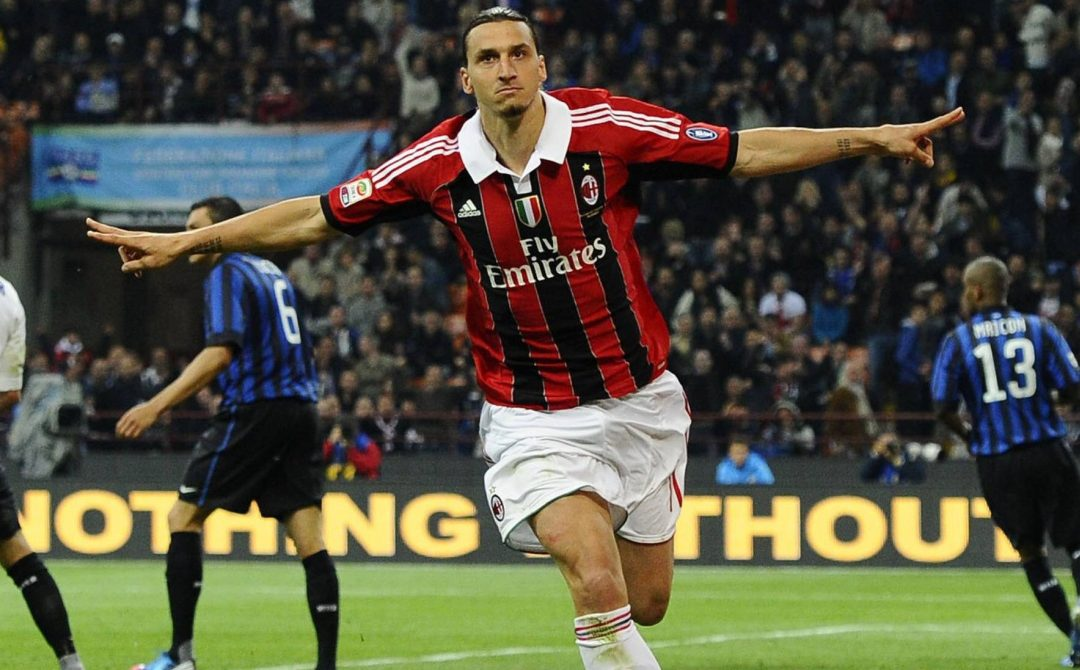 Zlatan Ibrahimovic to re-join AC Milan?
