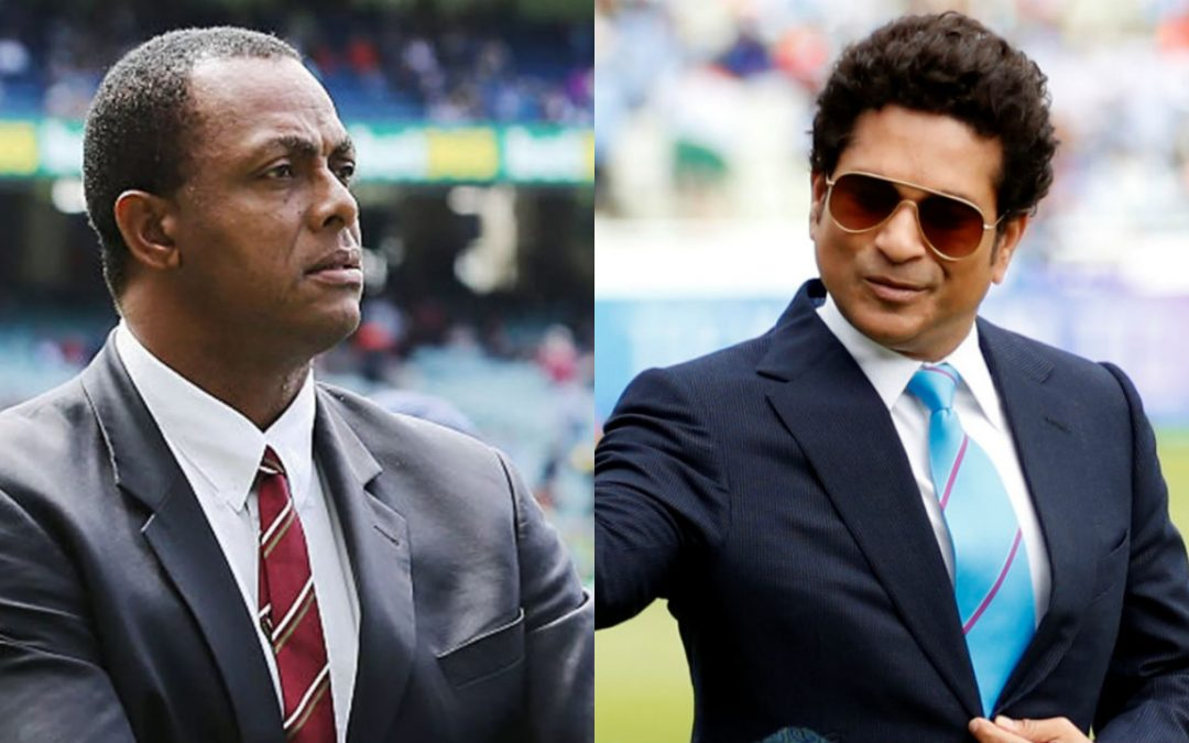 Tendulkar & Walsh to coach teams in Bushfire Cricket Bash