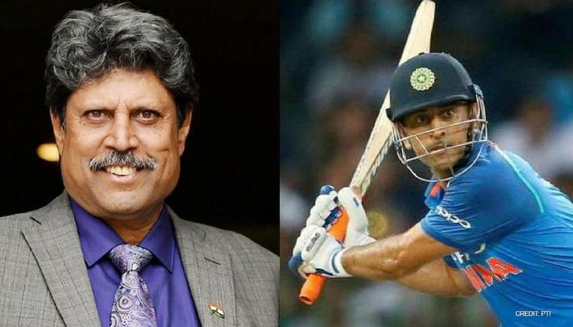 Kapil Dev speak up on MS Dhoni's sabbatical from cricket