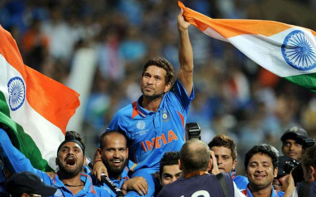 5 Greatest innings of Sachin Tendulkar.