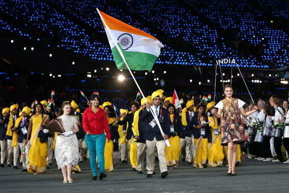 India at the Olympics: A walk down memory lane