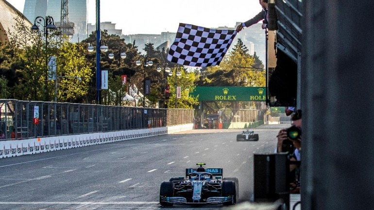 CoronaVirus delays Formula One Azerbaijan Grand Prix