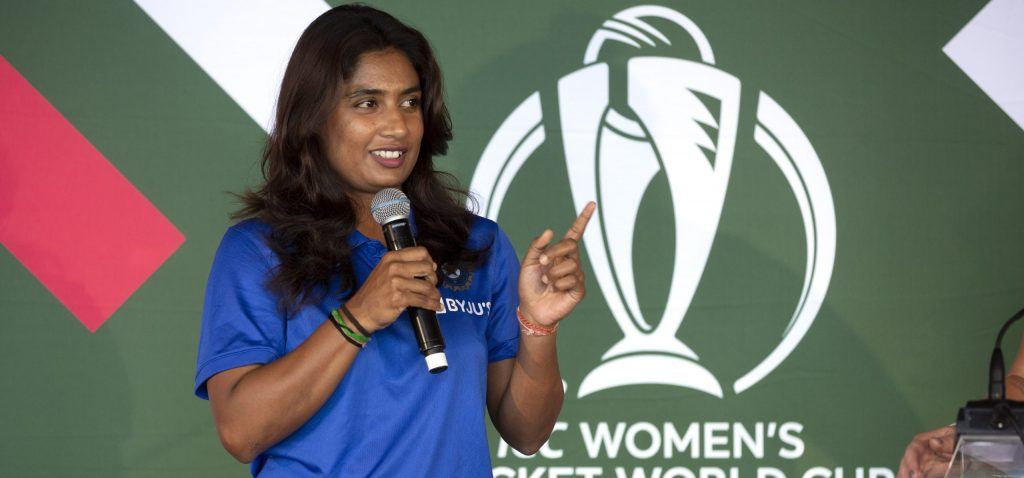 Mithali Raj requests BCCI to commence Women's IPL.