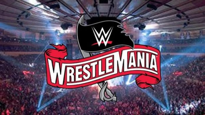 Plan Change for WWE Wrestle Mania?