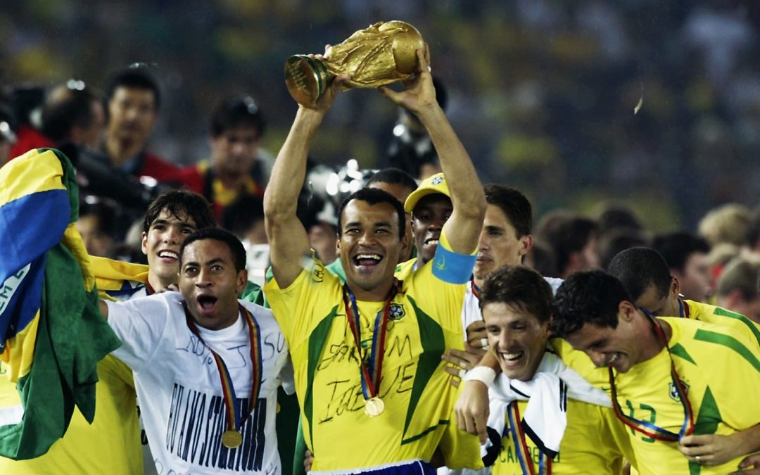 World Cup 2002: Samba magic continues