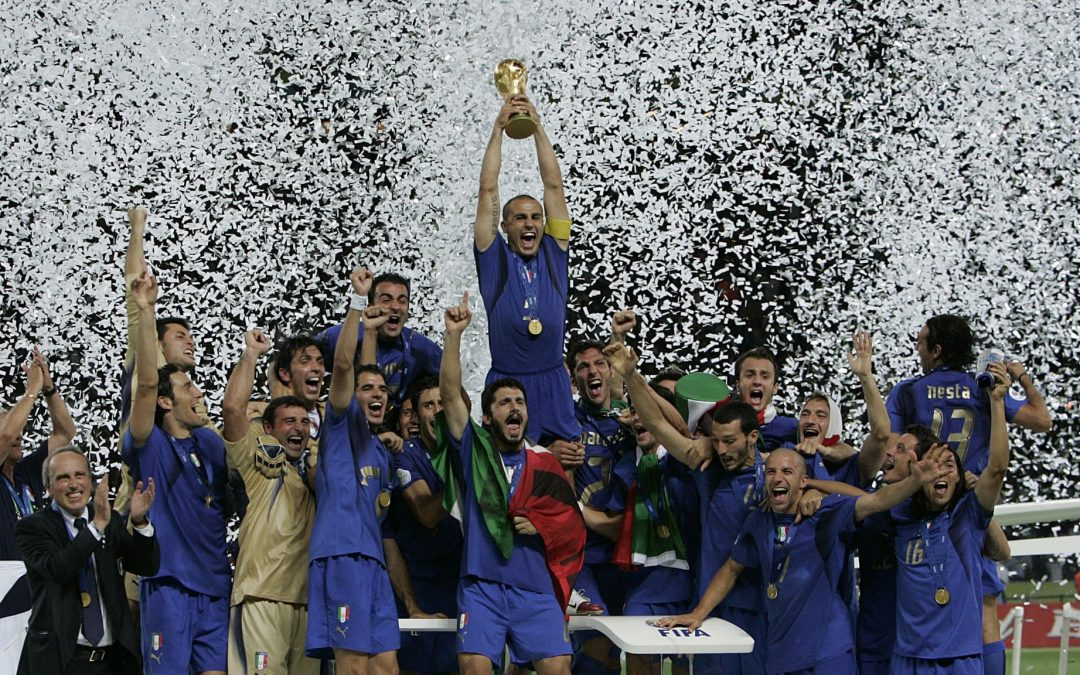 World Cup 2006: Azzurri Magic