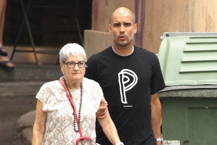 Pep Guardiola's mother dies after contracting coronavirus