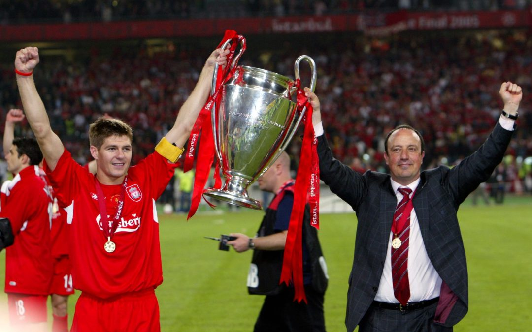 Liverpool's magical night in Istanbul