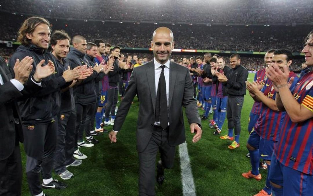 Making of Pep Guardiola: The Barcelona Years