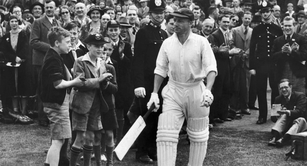 The Legacy of Don Bradman