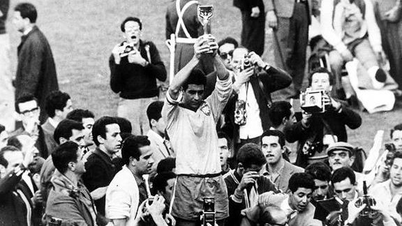 World Cup 1962; Garrincha Glory in Chile
