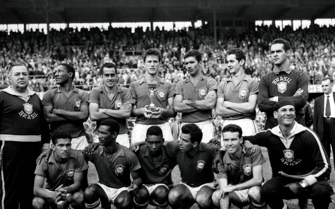 World Cup 1958; The Birth of Brazil