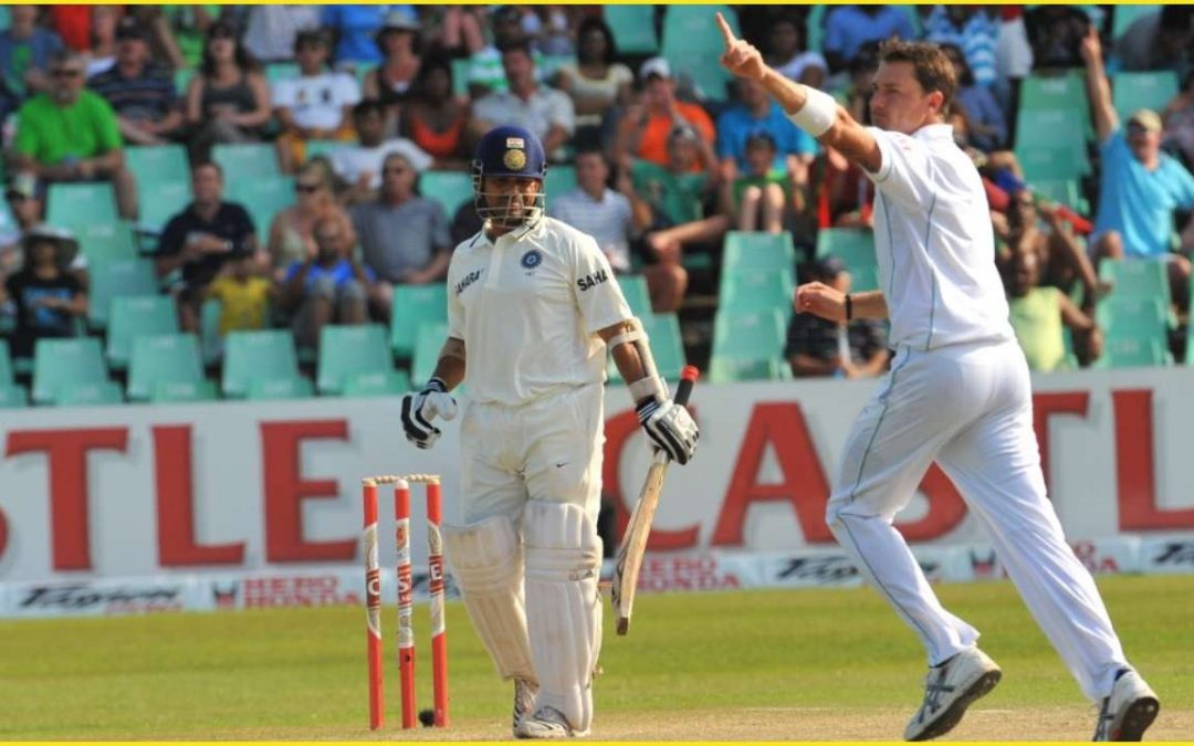Umpire denied Sachin's wicket fearing the crowd – Dale Steyn