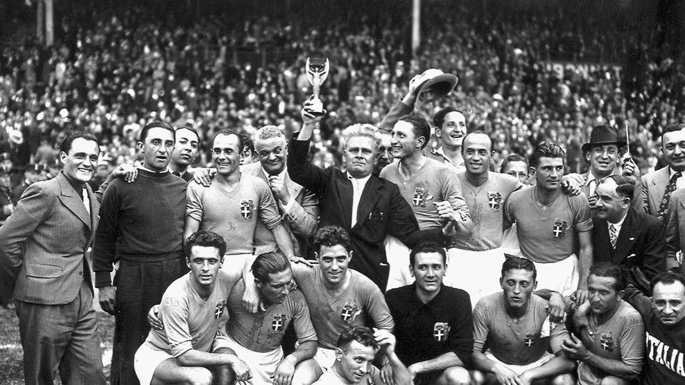 World Cup 1938; War on the Horizon