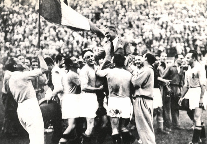 World Cup 1934; Il Duce's Cup