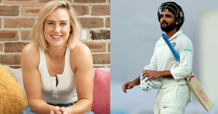 Murali Vijay asks Ellyse Perry for dinner, Australian replies