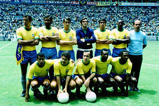 Brazil 1970; The greatest team of all time?