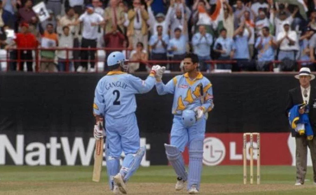 Laxman says Ganguly-Dravid partnership key to India's success