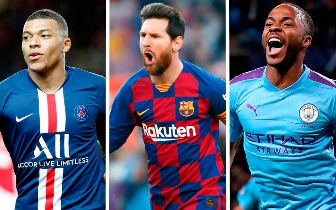 World's most valuable footballers list revealed; Mbappe tops