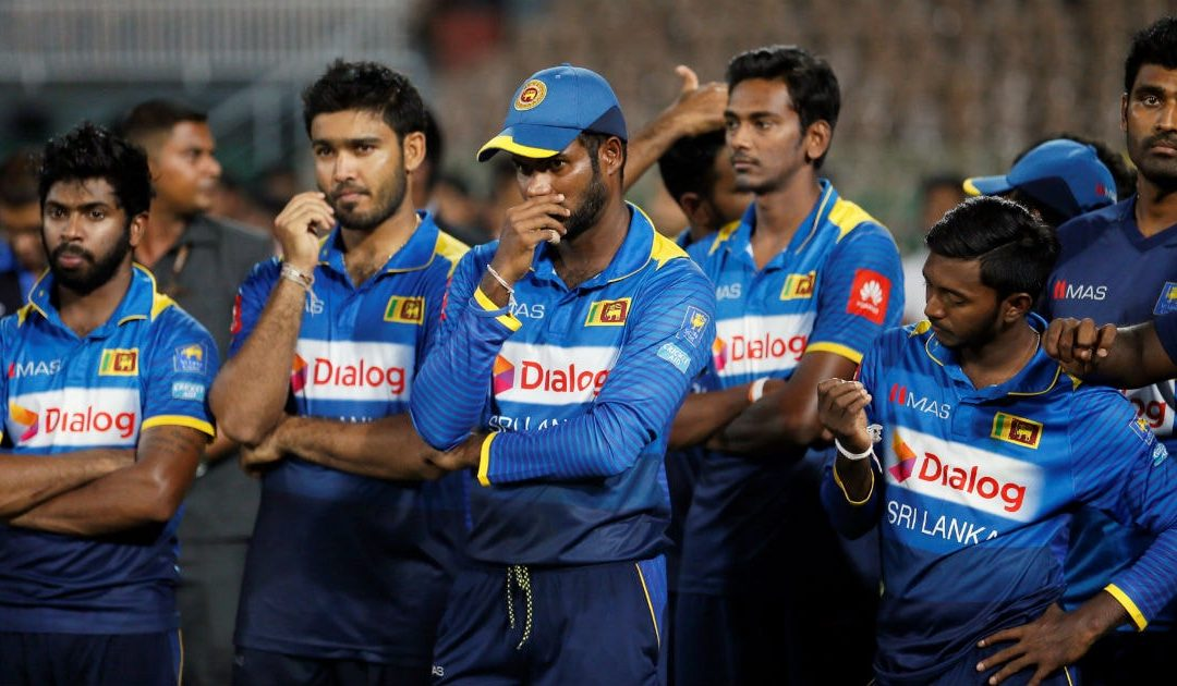 Three former Sri Lanka players under investigation.