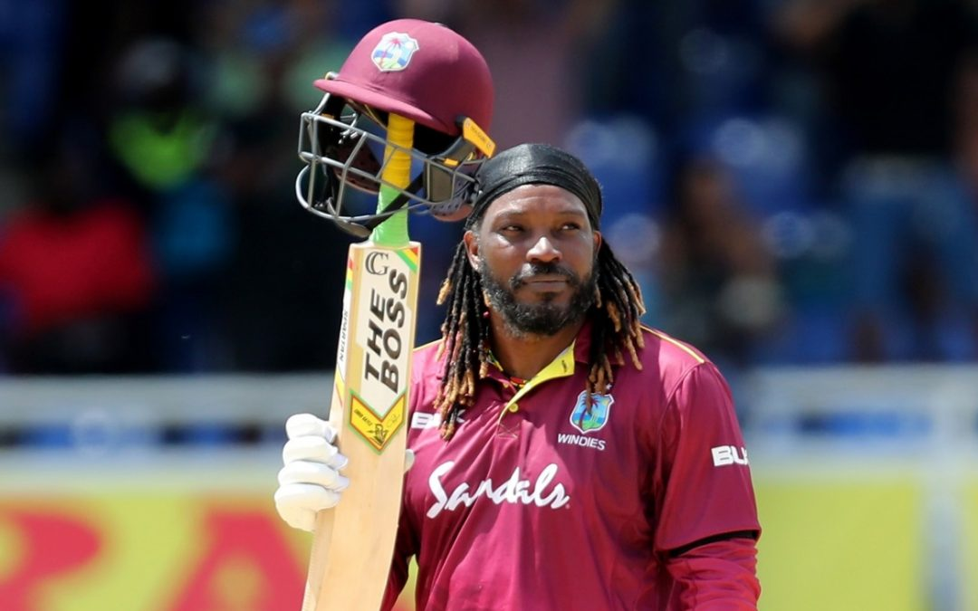 """Racism is not only in football, it's in cricket too""  – Chris Gayle"