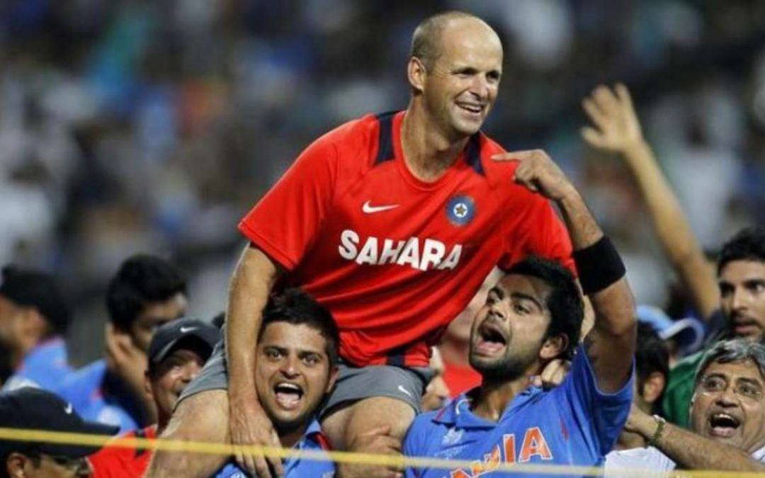 Gary Kirsten reveals how he got India job in seven minutes