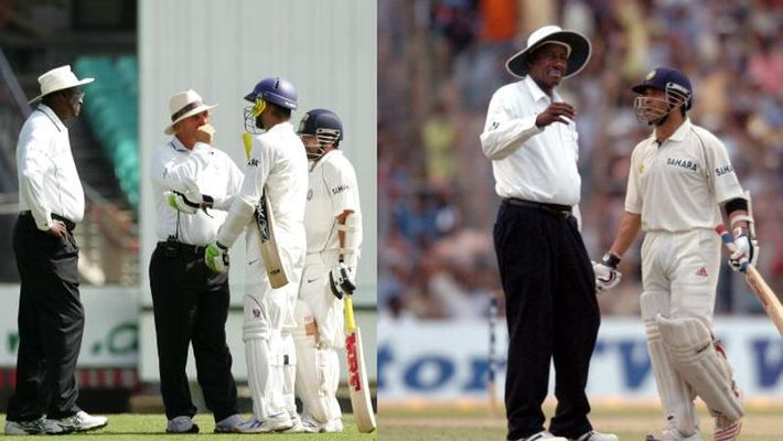 Bucknor admits wrong Sachin Tendulkar decision.