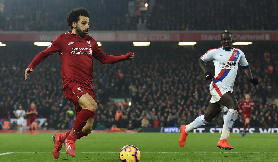 Salah stars as Liverpool get closer to the title