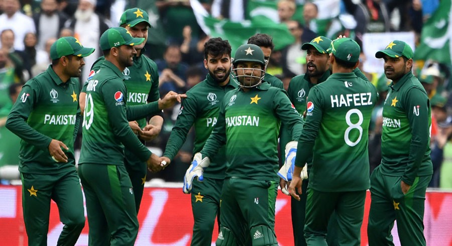 Coronavirus strikes Pakistan team