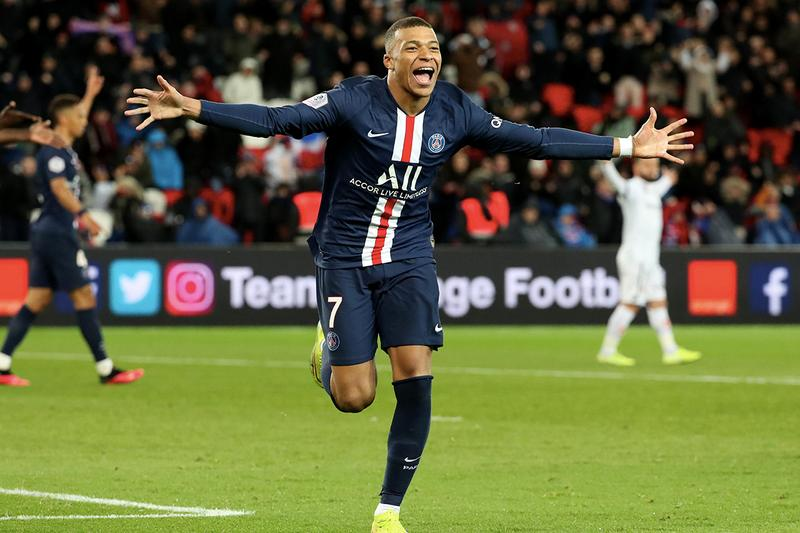 Kylian Mbappe to miss Champions League quarter-final