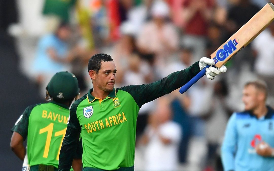 De Kock named South Africa Cricketer of the Year