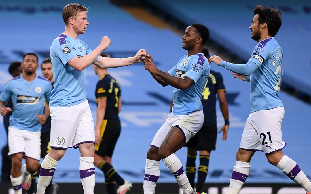 Man City to play in Europe as CAS overturn ban