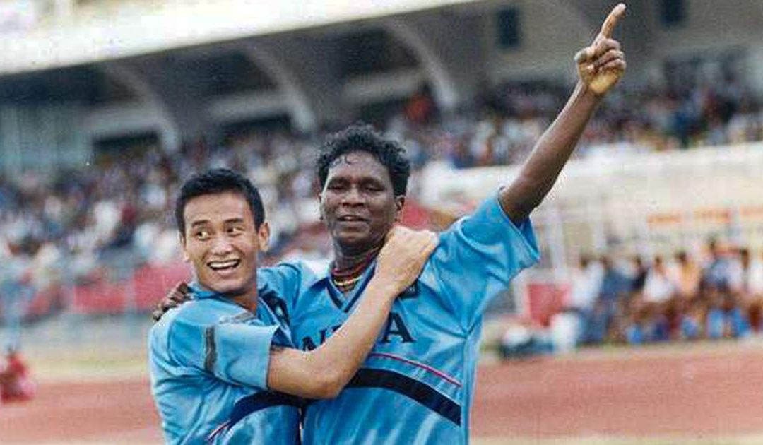 Get addicted to football, not to drugs says IM Vijayan