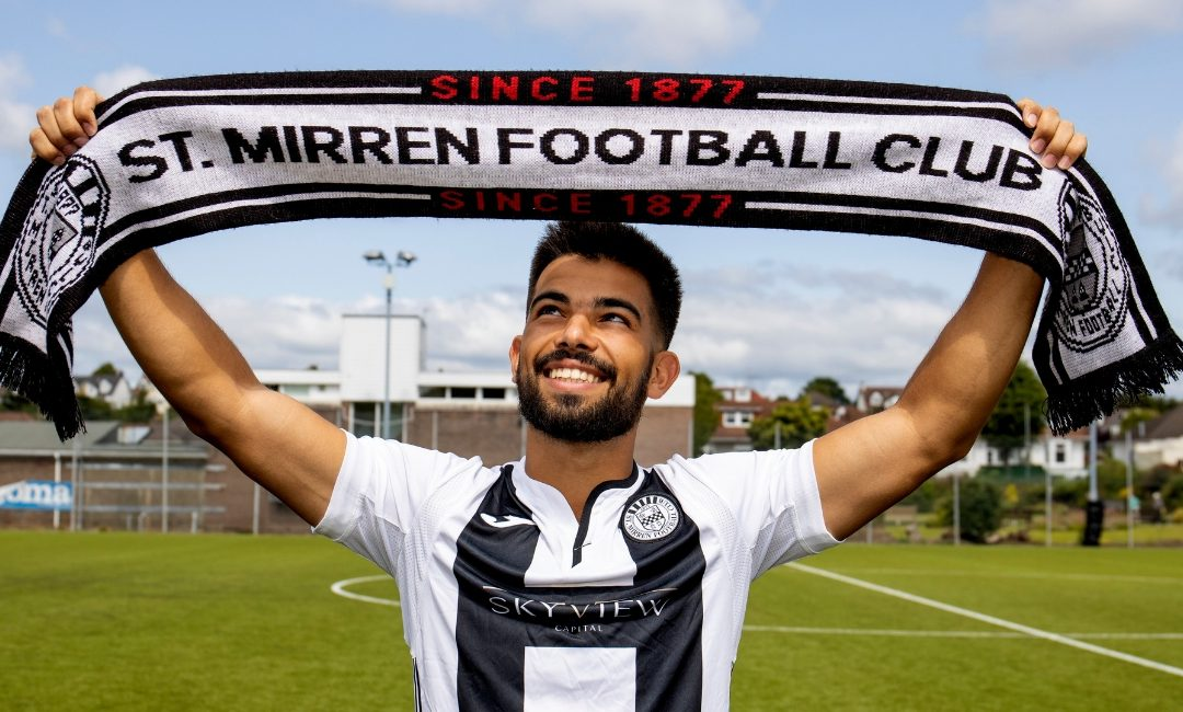 St Mirren under lockdown as positive cases emerge