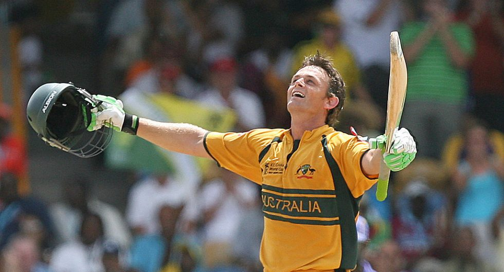 Adam Gilchrist ranks MS Dhoni on top