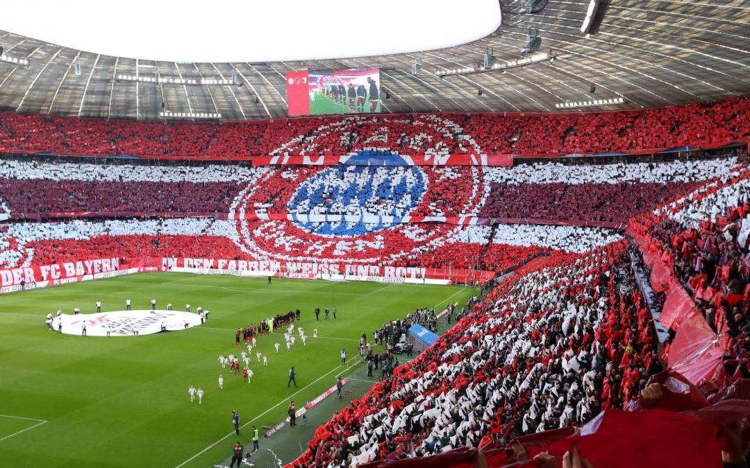 Bundesliga plans to allow fans in stadiums next month